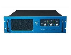 AB klasės transformatorinis stiprintuvas – MC2 Audio MC1250, 750W/8ohm