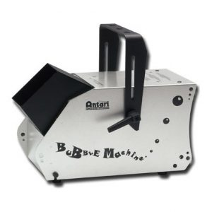 Burbulų mašina su spec. skysčiu – Antari B100