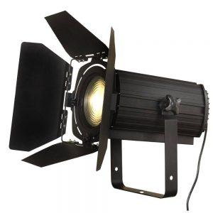 Teatrinis, kryptinis šiltos šviesos prožektorius BT THEATRE 100EC MK2