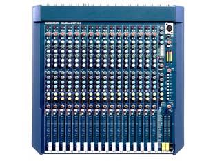 Allen&Heath MixWizard 3 garso pultas su efektais, 16+2 Stereo, 6 AUX