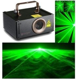 Žalios spalvos lazeris, auto programos – Cameo WOOKIE 150G