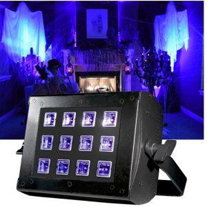 Ultravioletinė LED lempa – ADJ UV FLOOD 36