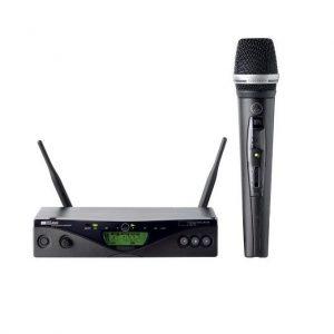 Belaidis mikrofonas vedėjams, kalboms – AKG SR470