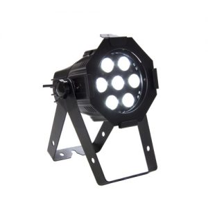 Led prožektorius – Lightmaxx RGBW Quad Led Par 7x8W.