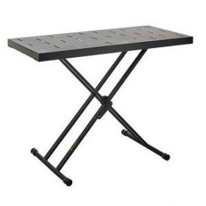DJ stalas Gravity 100X47cm. aukštis reguliuojamas 33-95cm.