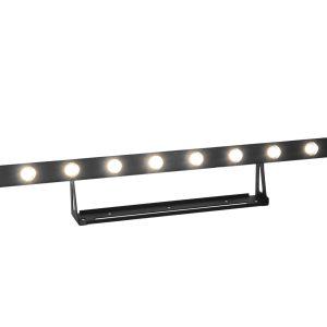 Šiltos šviesos Led Bar EUROLITE STP-10 3200K 10x5W